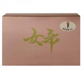 cf019 女帝 [女性專用配方](膠囊) 成分:白高顆、 聖潔莓萃取物、鮭魚精巢、紅花苜蓿. $590